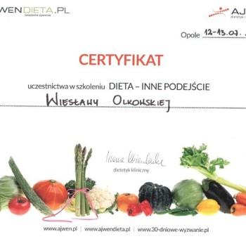 Iwona Wierzbicka szkolenie dieta inne podejscie