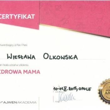 Iwona Wierzbicka szkolenie dieta kobiet ciaza